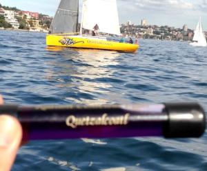 Boat & Quetzalcoatl